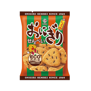 62gおにぎりせんべい(1ケース20袋入)