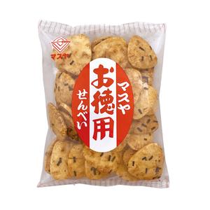 【数量限定】お徳用せんべい(1ケース10袋入)
